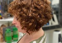 Best 29 short curly hairstyles to enhance your face shape Haircut For Short Curly Hair Female Ideas