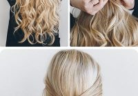 Best 30 most flattering half up hairstyle tutorials to rock any event Easy Half Up Half Down Hairstyles For Short Hair Choices