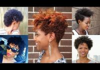 Best 30 short african american natural hairstyles in 2018 Hairstyles African American Natural Hair
