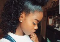 Best 50 absolutely gorgeous natural hairstyles for afro hair African American Hairstyles For Natural Hair Designs