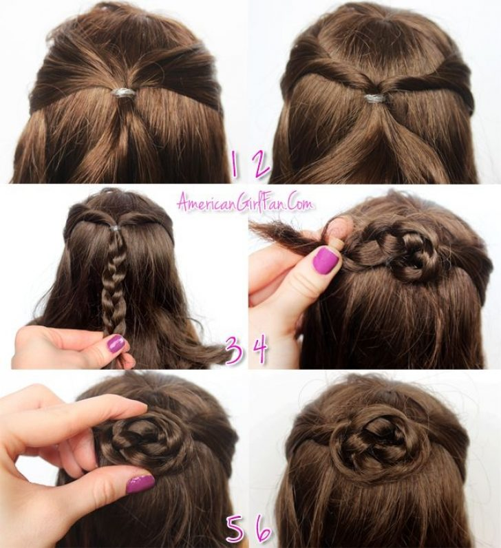Permalink to 11 Cool American Girl Hair Style