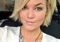 Best best short haircuts for straight fine hair Best Hairstyle For Short Straight Fine Hair Inspirations