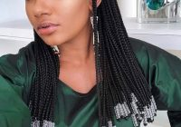 Best braid hairstyles for black women 8 ways to wear box braids African American Female Braided Hairstyles