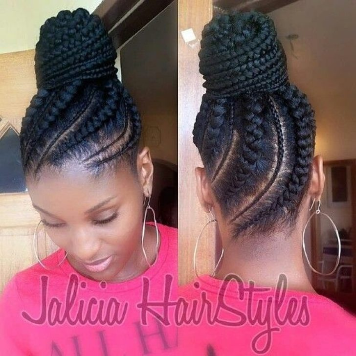 Permalink to 11 Perfect African Hair Braiding Styles Updos Gallery