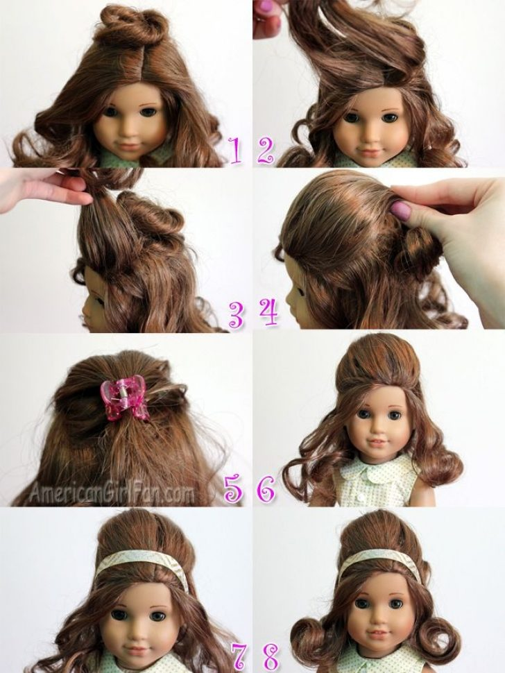Permalink to 11 Cool Styling American Girl Doll Hair Inspirations
