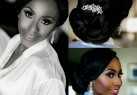 Best its that time again 20 best african american wedding African American Bridal Hairstyles Designs