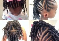 Best little black girl braided updo google search natural African American Little Girl Braid Hairstyles