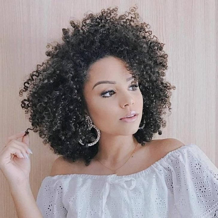 Permalink to 10 Cozy African American Curly Hairstyles For Medium Length Hair