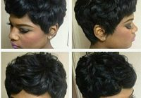 Best short black curly pixie wigs for for black african american women natural look Short African American Wigs Ideas