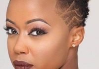 Best short natural haircuts for black females African American Natural Short Haircuts Ideas