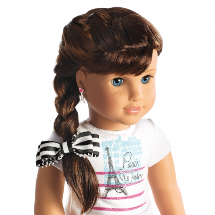 Permalink to Fresh Hairstyles For American Girl Dolls Grace Gallery