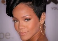 Best the emerging trend of ladies short hairstyles Rihanna Short Hair Styles Choices