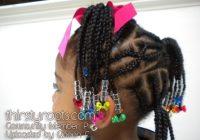 black little girls hair styles AfricanAmerican Girl Braids Designs
