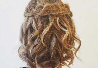chic looks with cute braided hairstyles for short hair Pretty Braided Hairstyles For Short Hair Choices