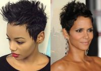 Cozy 15 short pixie cut hairstyles specially for black women in 2018 African American Cut Hairstyles Designs