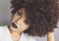 Cozy 25 gorgeous african american natural hairstyles popular African American Female Natural Hairstyles Ideas