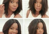 Cozy 30 trendy bob hairstyles for african american women 2021 African American Layered Bob Hairstyles