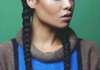 Cozy 66 of the best looking black braided hairstyles for 2020 African American French Braid Styles Pictures Designs