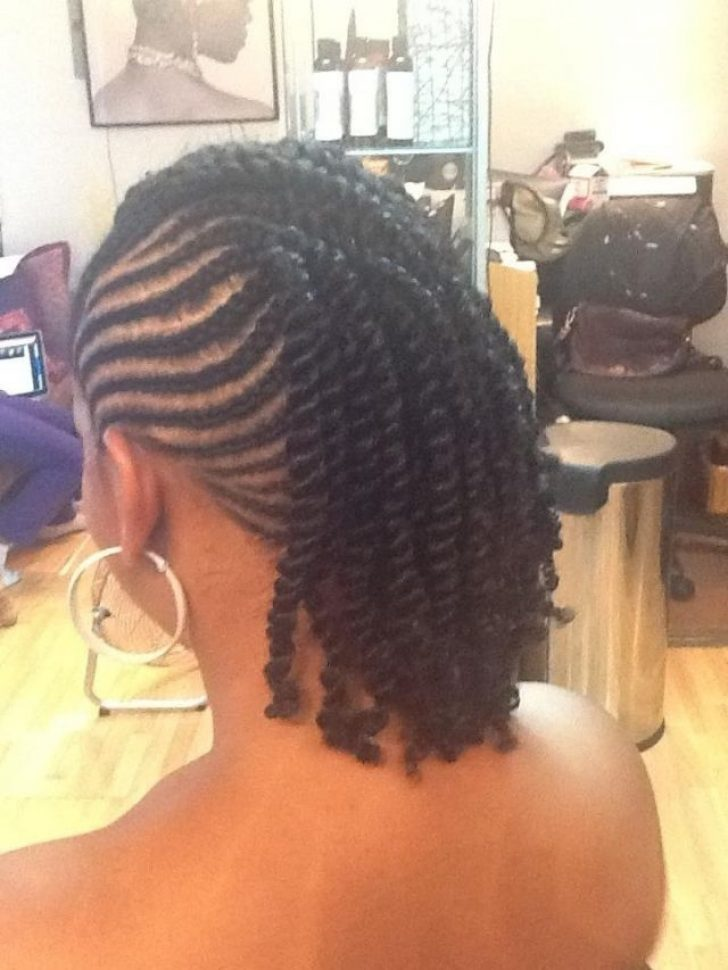 Permalink to 9 Interesting African American Braided Hairstyles For Natural Hair Gallery