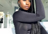 Cozy african american cornrow hairstyles African American Box Braids