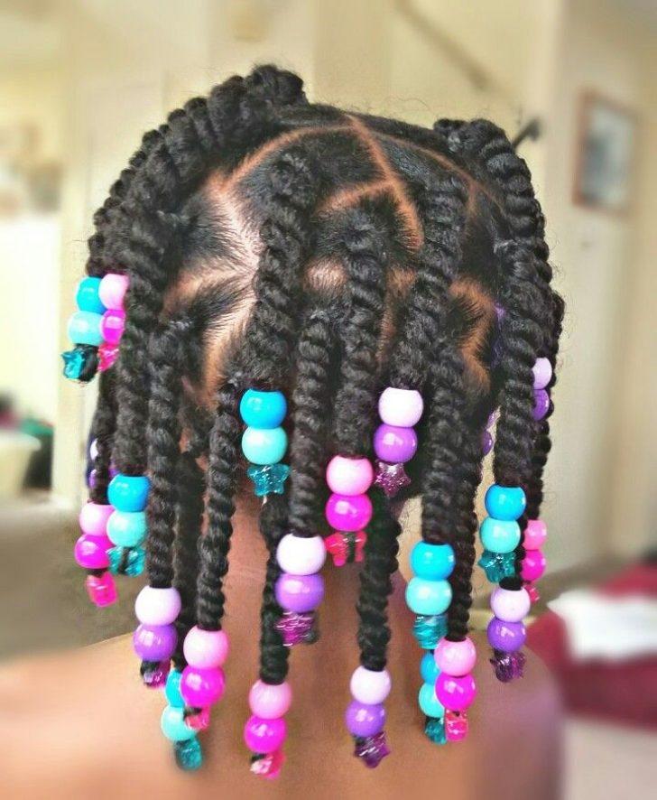 Permalink to 11 Modern African American Little Girl Twist Hairstyles Gallery