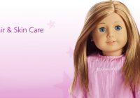 doll hair skin care american girl Styling American Girl Doll Hair Ideas