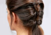 Elegant 16 easy hairstyles for hot summer days the everygirl Short Hairstyles For Hot Humid Weather Ideas
