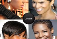 Elegant 34 african american short hairstyles for black women Latest African American Short Hairstyles Ideas