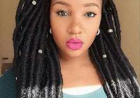 Elegant 34 attractive types of braids for black hair hairstylecamp Different Types Of Braids For African Americans Designs