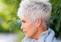 Elegant 34 flattering short haircuts for older women in 2020 Short Pixie Haircuts For Older Women Choices