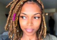 Elegant 50 african american natural hairstyles for medium length African American Medium Length Hairstyles Ideas