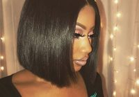 Elegant 50 best bob hairstyles for black women pictures in 2019 African American Mid Length Hairstyles Designs