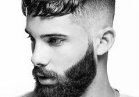 Elegant 50 mens short haircuts for thick hair masculine hairstyles Hairstyles For Short Thick Hair Guys Ideas