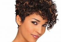 Elegant 91 boldest short curly hairstyles for black women in 2020 African American Short Curly Haircuts Designs