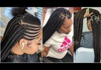 Elegant african hair braiding styles pictures 2019 check out 2019 best braided hairstyles to try Afro Hair Braids Styles Choices