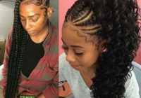 Elegant braiding hairstyle african american cool braid hairstyles African American Braided Hairstyles For Natural Hair Ideas
