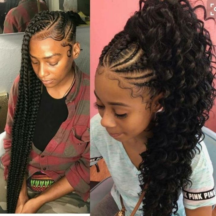Permalink to 11   Latest Hairstyles For African American Gallery