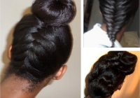 Elegant hairstyle ideas for long relaxed hair or flat ironed natural Flat Iron Hairstyles For African American Hair Ideas