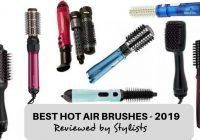 Elegant hot air brush reviews drying straightening curling hot Best Styling Tools For Short Hair Ideas