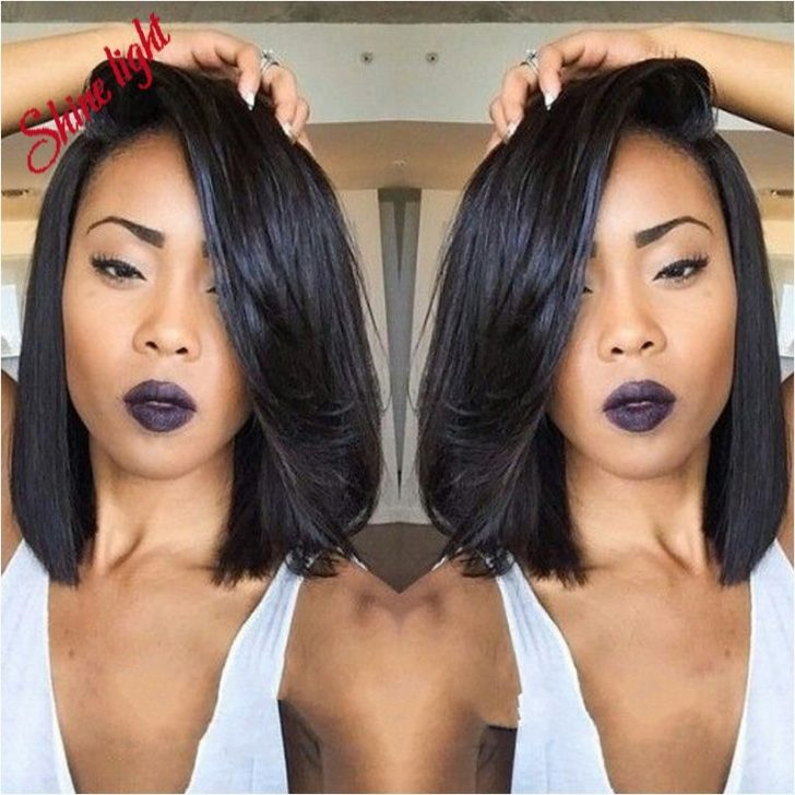 Permalink to Cool African American Long Bob Hairstyles