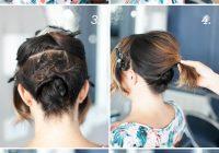 Elegant pretty simple updo for short hair camille styles Short Hair Styles Updo Ideas