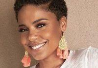 Elegant short natural hairstyle best short hairstyles for black Short Natural Hairstyles For Black Women Inspirations