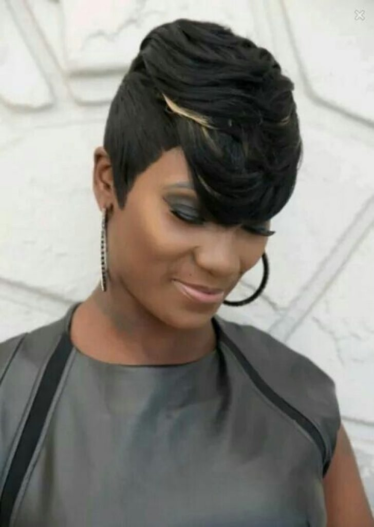 Permalink to 11 Unique African American Short Quick Weave Hairstyles