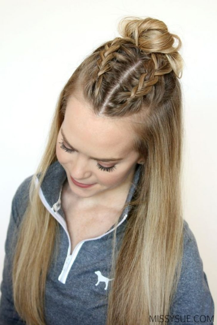 Permalink to 9 Perfect Top Braid Hairstyles For Gallery