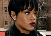 Fresh 15 best rihanna pixie cuts Rihanna Short Hair Styles Inspirations