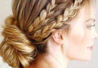 Fresh 25 eye popping dutch braid hairstyles tutorial with pictures Dutch Braid Updo Long Hair Choices