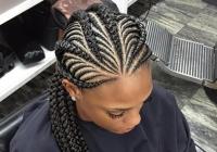Fresh 30 beautiful fishbone braid hairstyles for black women Different Hair Braiding Styles For Black Women Inspirations