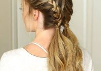 Fresh 30 best braided hairstyles for women in 2020 the trend spotter French Braid Hair Style Ideas