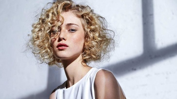 Permalink to Fresh Best Hairstyles For Curly Short Hair Ideas
