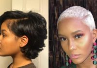 Fresh 38 short hairstyles and haircuts for black women stylesrant Short Hair Styles For Black Hair Ideas